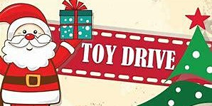 2nd Annual Toy Drive Party