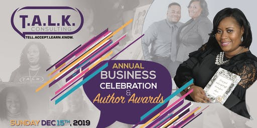 T.A.L.K. Annual Business Celebration & Author Awards