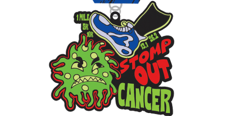 2020 World Cancer Day: Stomp Out Cancer 1M, 5K, 10K, 13.1, 26.2 – Myrtle Beach