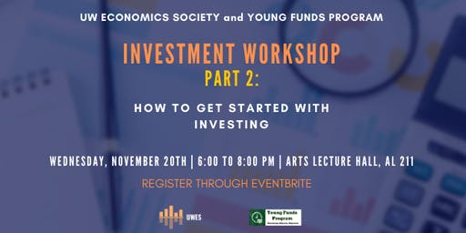 YFP Investment Workshop: Part 2