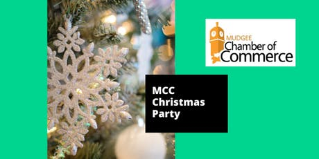 MCC Christmas Function 2019 tickets