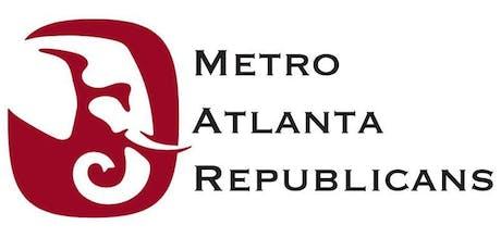 Metro Atlanta Republicans (MARs) 1-YR Anniversary & Christmas Party tickets