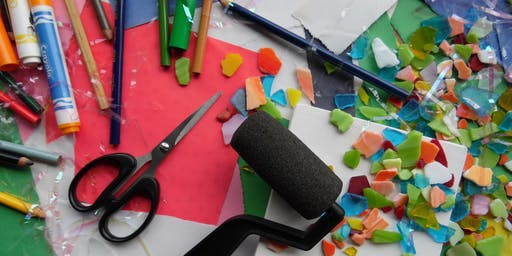 Craft-a-palooza (All Ages) FREE @ Waverley Library