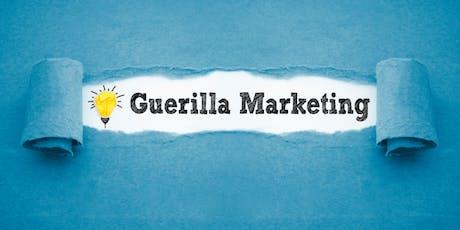 Guerrilla Marketing in the Digital Age tickets
