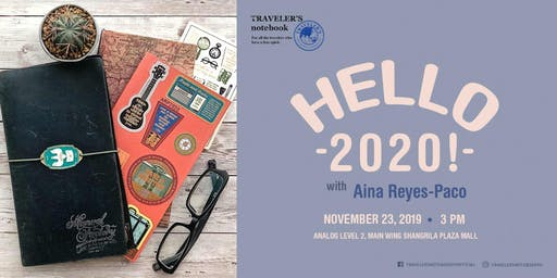 Hello 2020!