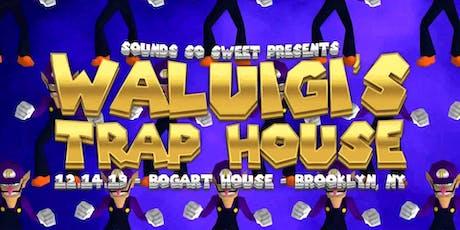 SSS Presents: Waluigi's Trap House w/ DJ Kutski & Flapjack tickets