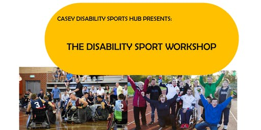 Disability Sports Workshop