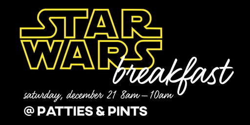 Star Wars & Santa Breakfast