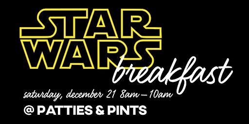 Star Wars & Santa Breakfast