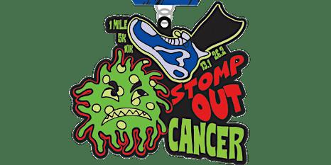 2020 World Cancer Day: Stomp Out Cancer 1M, 5K, 10K, 13.1, 26.2 – Little Rock