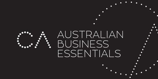 Australian Business Essentials Interview Feedback Sessions