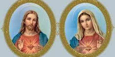 Novena for the Sacred Heart of Jesus and the Immaculate Heart of Mary