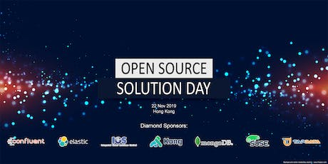 Open Source Solution Day tickets