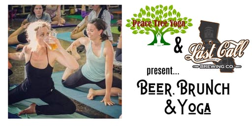 Beer, Brunch & Yoga