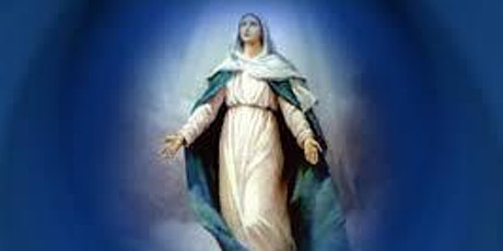 Novena for the Assumption of the Blessed Virgin Mary tickets