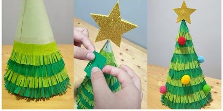 Mini Christmas Pinata Workshop tickets