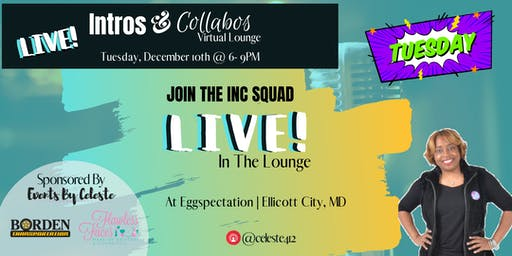 Intros & Collabos LIVE | THE HOLIDAY EDITION