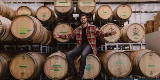 McKinney Family Vineyards Winery & Tasting Room Opening