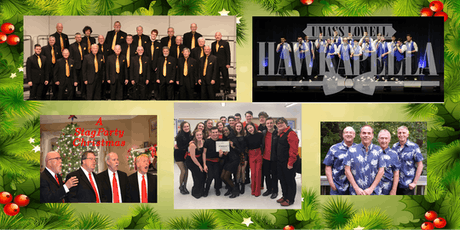 The Gentlemen Songsters 2019 Holiday Cabaret tickets