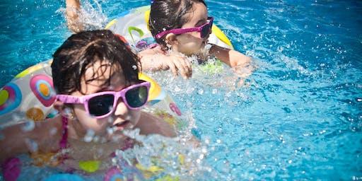 Splishy Splash - Pakenham Library Plays at the Pool! - Tuesday 21/1
