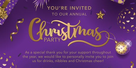Travel Associates Client Christmas Party tickets
