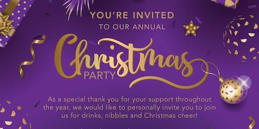 Travel Associates Client Christmas Party