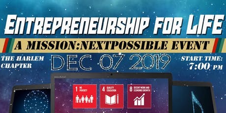 Entrepreneurship for LIFE tickets