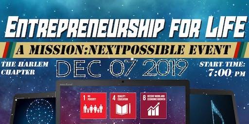 Entrepreneurship for LIFE