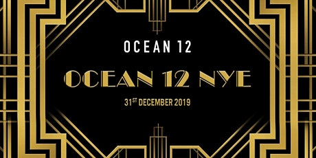 Ocean 12 New Years Eve Party tickets