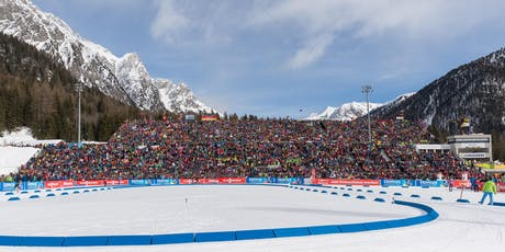Biathlon erleben für Jedermann...Schießerlebnis wie im Weltcup Tickets
