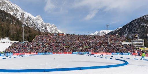 Biathlon erleben für Jedermann...Schießerlebnis wie im Weltcup