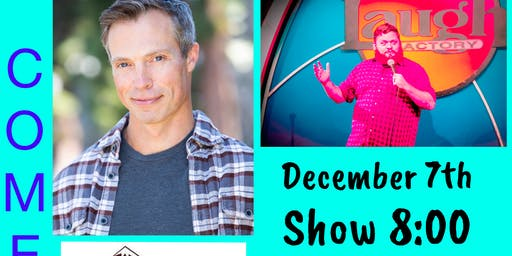 Divot's December 7th Comedy