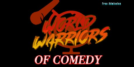 World Warriors of Comedy: 3rd Strike tickets