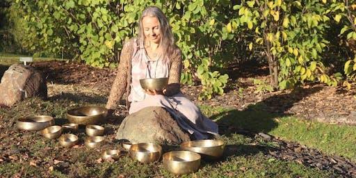 Singing Bowls Meditative Session