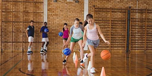 Basketball (6 - 8 years) @ MWRC #24034