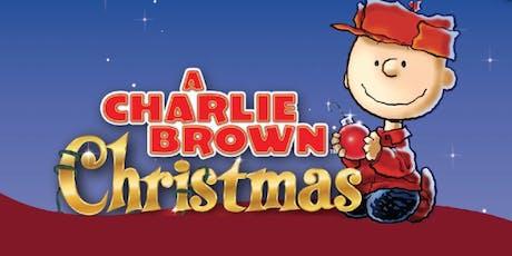 A Charlie Brown Christmas Live on stage - Childfund Volunteers - Petersburg, VA tickets