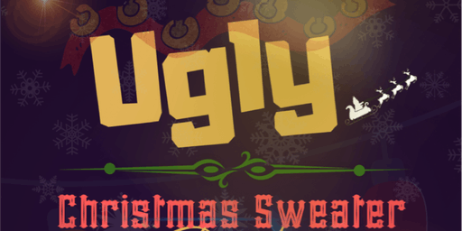 UGLY Christmas Sweater Open House