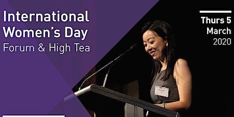 AACC: International Women's Day 2020 tickets