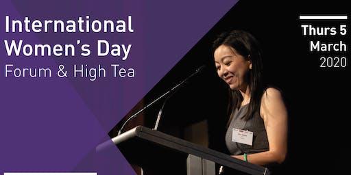 AACC: International Women's Day 2020
