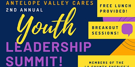AV CARES 2nd Annual YOUTH LEADERSHIP SUMMIT tickets
