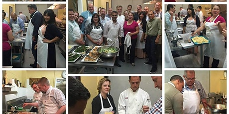Couples Date Night Dinner 2 Cooking Class- Fri, 4/17/20  at 7pm Bring Wine! tickets