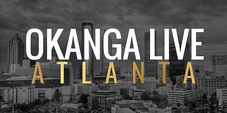 Okanga Live Atlanta tickets