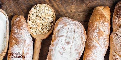 Bread Fundamentals Baking Class -Sun 12/1/19-3pm - Kids OK - West LA tickets