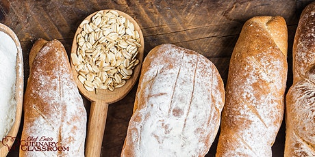 Bread Fundamentals Baking Class -Sat 8/8/20  4pm-6:30pm- Kids OK - West LA tickets