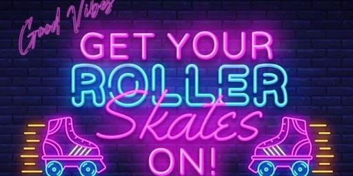 GET YOUR ROLLER SKATES ON !