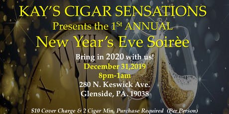 Kay's Cigar Sensations New Year's Eve Soiree tickets