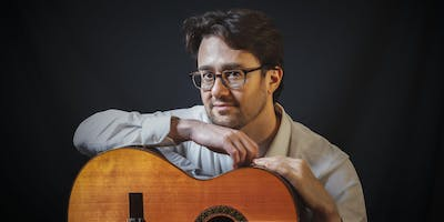 Yuri Liberzon: Guitar Concert ft. Works by Bach, Piazzolla & More