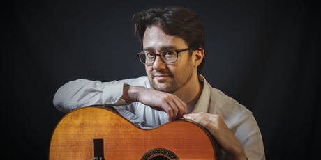 Yuri Liberzon: Guitar Concert ft. Works by Bach, Piazzolla & More tickets