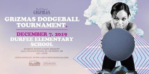 GRiZMAS Day 5: Dodgeball