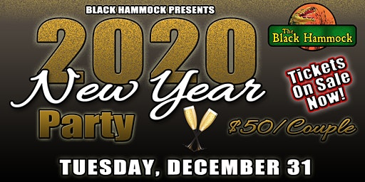 Black Hammock New Year's Eve Celebration